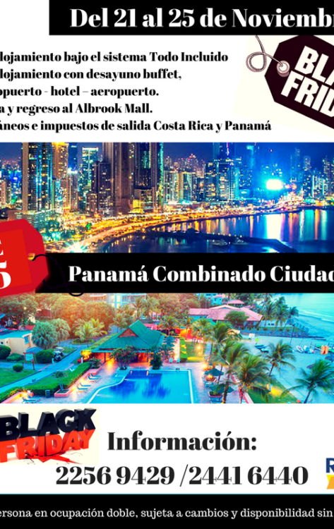 Black Franday Panama
