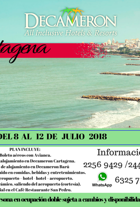 Cartagena Julio